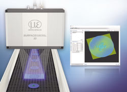 3D Inspection of unpopulated PCBs
