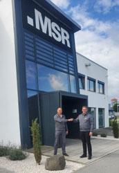 MSR-Group sets up a base in Scandinavia