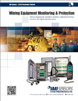 IMI Sensors Develops Sensors for Mining Equipment Monitoring and Protection