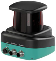 R2000 2D Laser Scanner for mobile Applications
