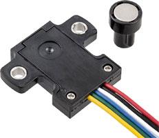 Miniature contactless dual output angular sensor CP-2HX