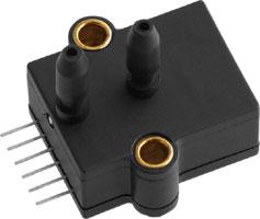 The PHPSU-4502 pressure sensor series
