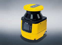 Safety laser scanner PSENscan from Pilz expands the automation portfolio - in series more productive in 2D