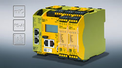 New analogue input module for configurable safe small control system PNOZmulti 2 from Pilz optimises processes - temperature, fill level etc. recorded safely