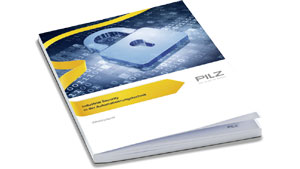 Security at a glance: New white paper from Pilz