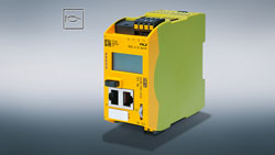 Safe small controllers PNOZmulti 2 from Pilz for burner management applications