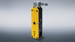 Pilz at SPS Connect 2020 – New safety gate system PSENmech with guard locking for personal and process protection