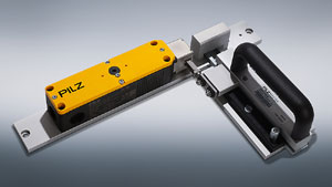 Pilz: New versions of the safety bolt PSENbolt in conjunction with the mechanical safety gate system PSENmech with guard locking - stopping manipulation