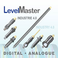 LevelMaster – The perfect level sensor for conductive and adhesive products