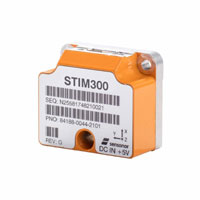 STIM300 Tactical Grade IMU, NEW revision released! Successfully in use with multiple defense and commercial applications.