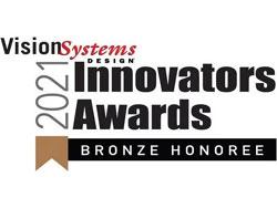 SensoPart Awarded Outstanding Score in Vision Systems Design 2021 Innovators Awards Program