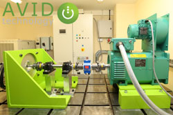 Torque transducers on test rig help test advanced electric and hybrid powertrains