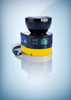 A new age couldn't get off to a safer start - microScan3 safety laser scanner from SICK