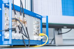 Electrical DAkkS accreditation for SPEKTRA calibration laboratory