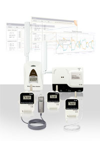 T&D unveils new generation wireless data logging systems