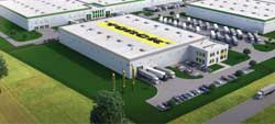 New Production Facility in Europe