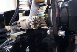 Application Note: Precision magnetic encoders for the toughest environments: Wachendorff's customised WDGA encoders endure the harsh conditions on AT-Boretec's horizontal boring machinery