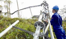 Vigor SST100 Series Inclinometer Successfully Applied on Communication Tower in Russia