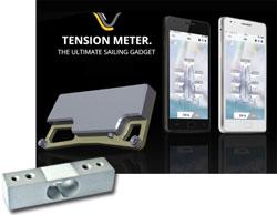 Zemic miniature sensor integrated in the VMG Tension Meter